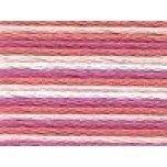 Perlgarn Multicolor Stärke 8, 10 g