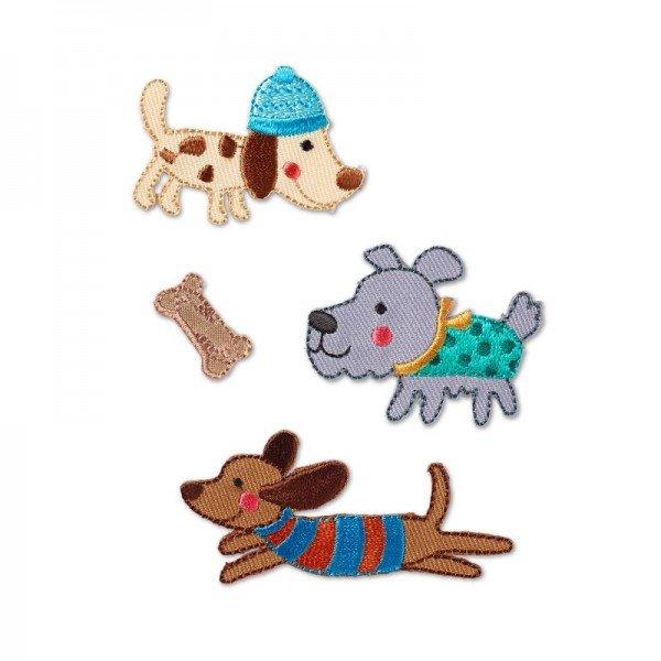 Applikation Kids and Hits - Hunde 4 Stk.