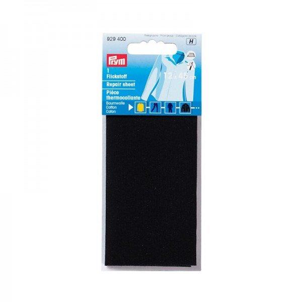 Flickstoff zum Aufbügeln/Annähen 12x45 cm in 16 Farben